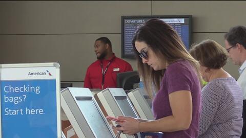 Recomendaciones para viajar de manera segura en el aeropuerto de San Ant...