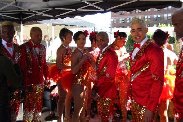 ¿Serán ellos la Swing Latino, la agrupación de bailarines caleños?