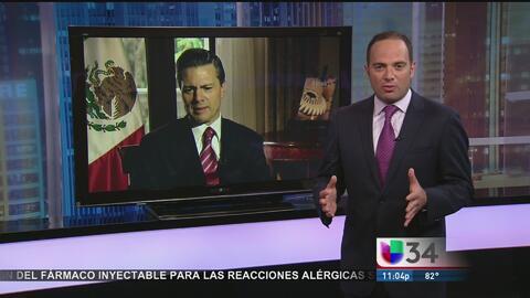 ¿Por qué invitó Enrique Peña Nieto a Donald Trump a visitar México?