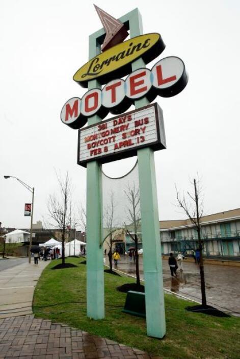 El 29 de marzo de 1968, King fue a Memphis, Tennessee, en apoyo a la hue...