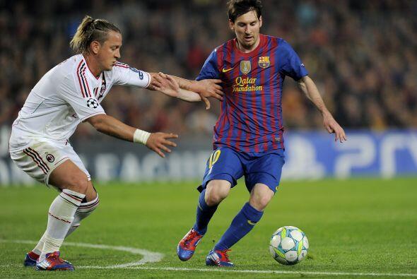 Barcelona supo llevar el partido y acabó ganando 3-1, con lo que está en...