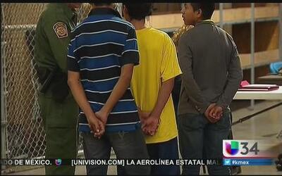 Escasez de abogados para los niños de la frontera