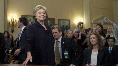 Por qué interrogan a Clinton en el Congreso clinton66.jpg