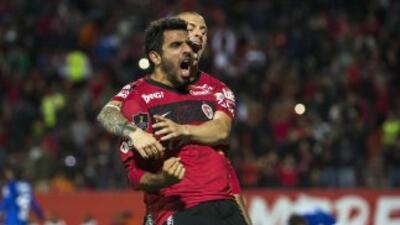 Xolos le ganó a Cruz Azul en la semifinal de ida.