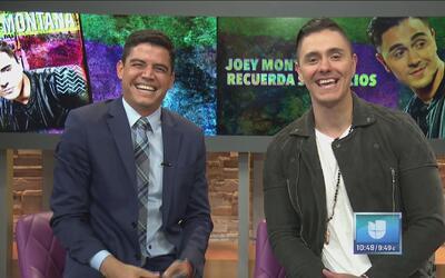 Mira a Joey Montana y a Orlando en sus inicios cuando soñaban en ser fam...