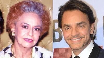 El actor recordó a su mamá.