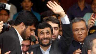 El gobierno iraní aclaró el supuesto ataque con granada a lña caravana d...