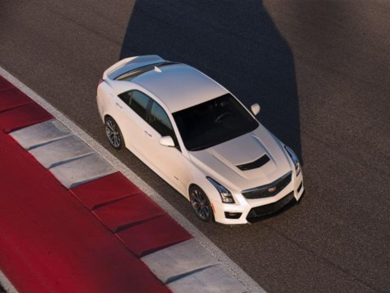 Cadillac ATS-V 2016 sedan