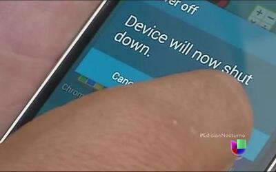 California aprueba dispositivos antirrobo para teléfonos móviles