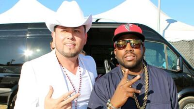 'We speak music', Roberto Tapia y Big Boi