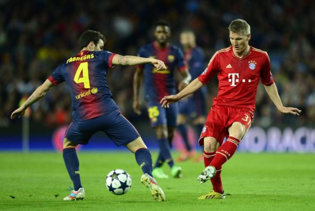 Para el segundo tiempo, las cosas tomarían forma en favor del Bayern.