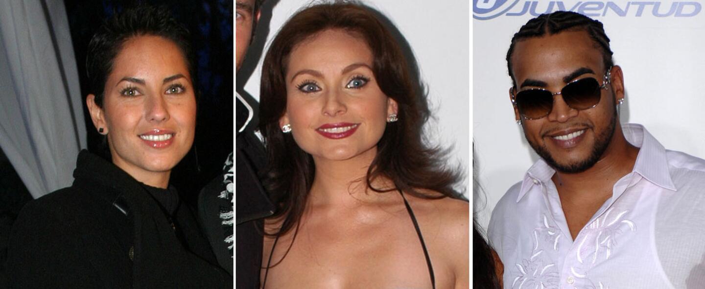 Te presentamos algunas de las parejas más famosas de 2007 que ya no dura...
