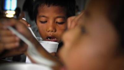 La ONU ha advierte que si el mundo no toma medidas para atajar la hambru...