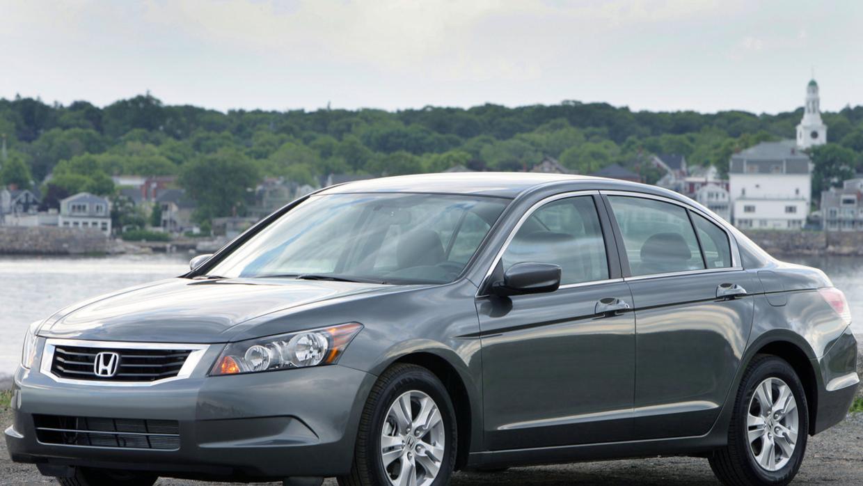 341,000 unidades del Honda Accord 2008 al 2010 fueron llamadas a revisión