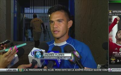 """Andrés Flores: """"México es uno de los más grandes de la zona"""""""