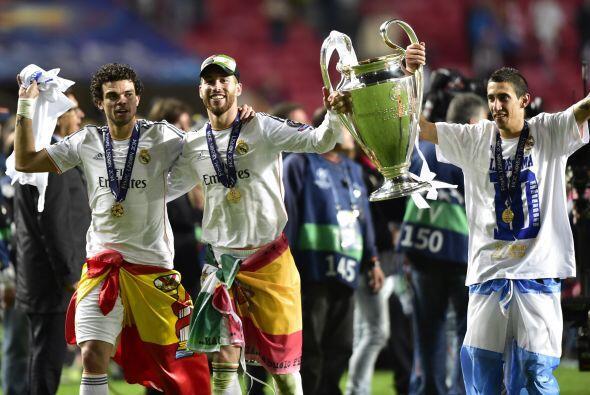 Apuntó además que los ingresos de Real Madrid por concepto...