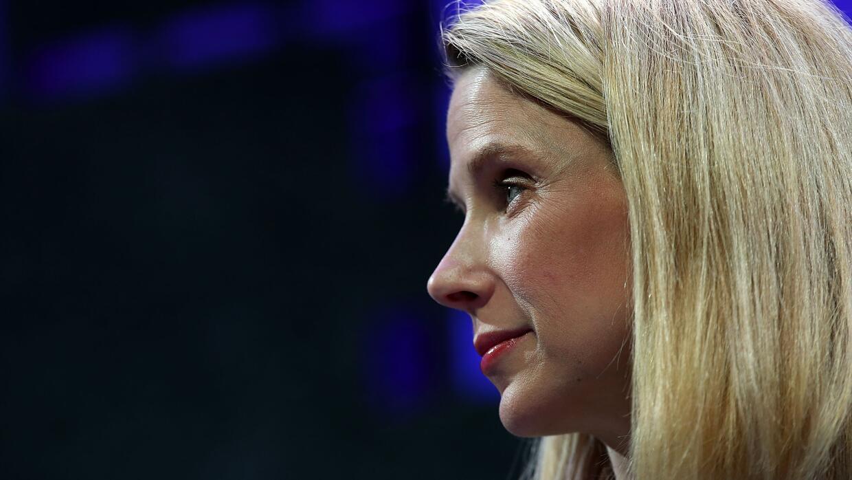 Marissa Mayer, CEO de Yahoo