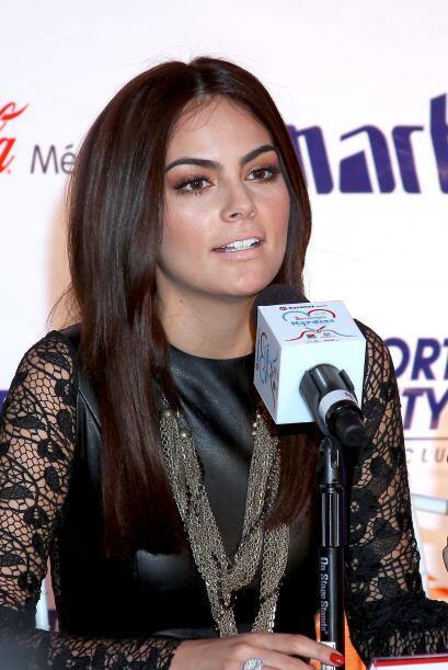 """Ximena es la embajadora de """"Kardia""""."""