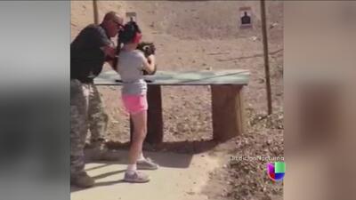 Sin cargos para la menor que mató accidentalmente a su instructor de tiro