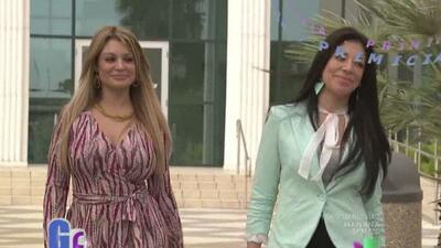 Las cantantes recibieron su sentencia en un caso donde fueron acusadas d...