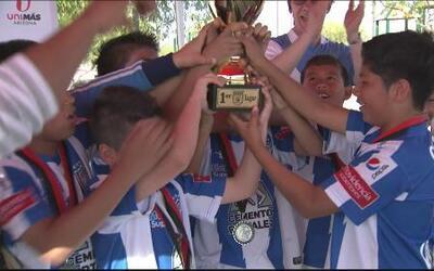 Equipo Obson regresa a Copa Univisión