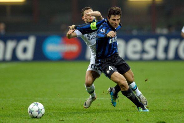 Por otra parte, el Inter consiguió una importante victoria ante el Lille...