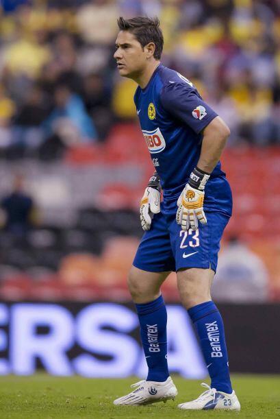 23 MOISÉS MU'OZ.- Es un cancerbero veterano de la Liga MX donde debutó h...