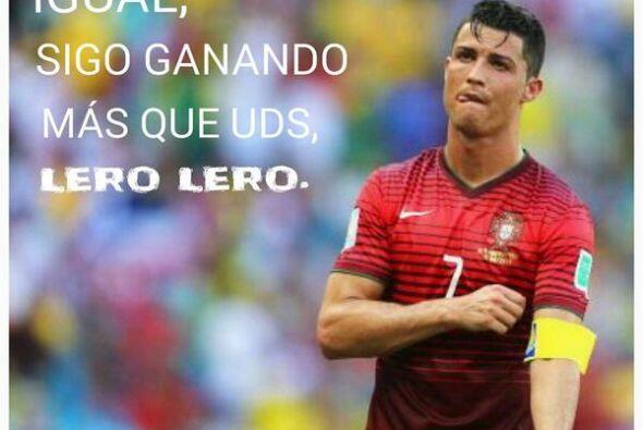Aunque él se ríe derechito al banco. Todo sobre el Mundial de Brasil 2014.