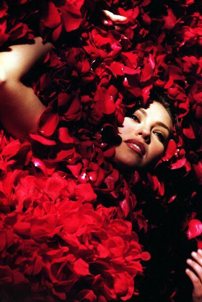 Esta telenovela la protagonizó junto a Fernando Carrillo.