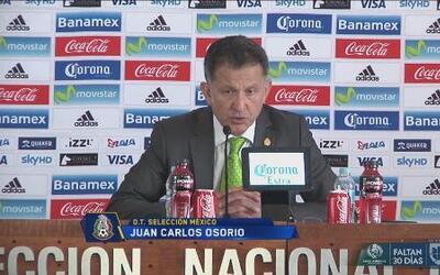 """Juan Carlos Osorio: """"Raúl Jiménez podría estar tanto en Copa América com..."""