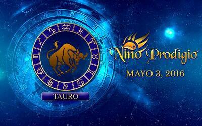 Niño Prodigio - Tauro 3 de mayo, 2016