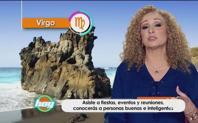 Mizada Virgo 30 de septiembre de 2016