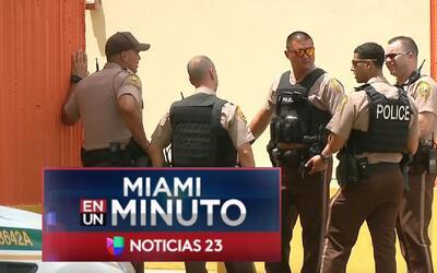 'Miami en un Minuto': dos personas fallecieron tras posible homicidio en...