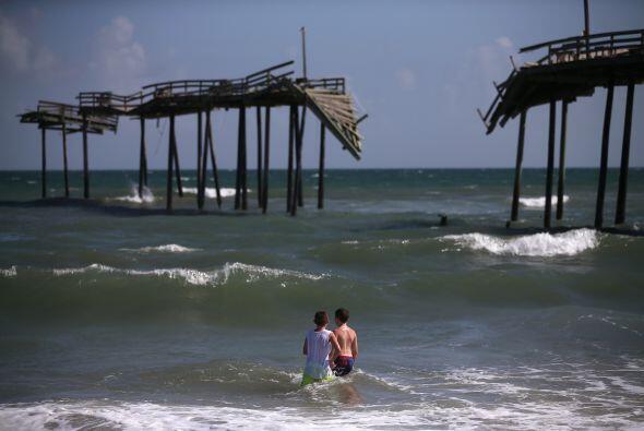 En las zonas costeras el nivel del mar subirá de forma notable co...