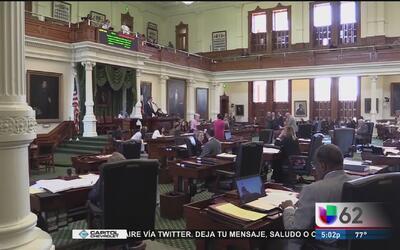 Gobernador de Texas podría convocar a sesión extraordinaria en la legisl...