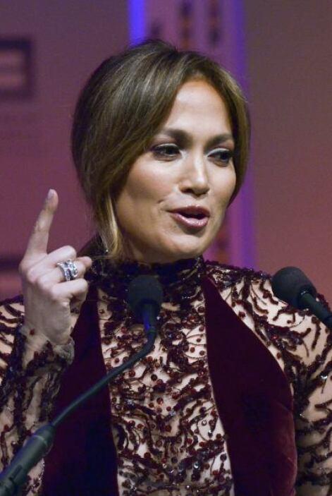 """Además de ser cantante y actriz la """"Diva del Bronx"""" Jennifer López es un..."""