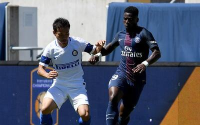 Paris Saint-Germain venció 3-1 al Inter