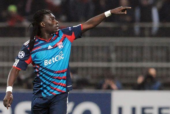 Ese tanto devolvió las esperanzas al Lyon de avanzar en esta eliminatoria.