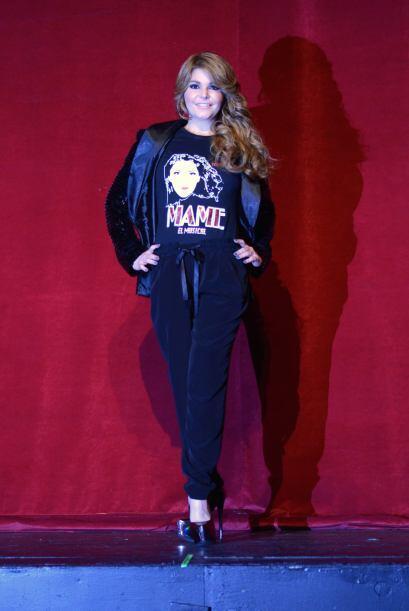 La actriz protagonizará el musical Mame y se prepara para volver a la pa...
