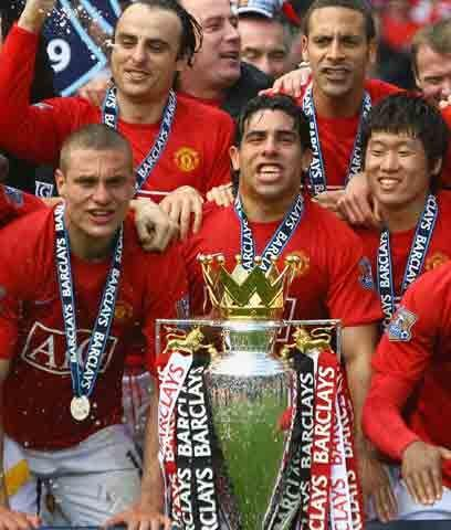 Otra vez campeón inglésEl Manchester United llega a la fin...