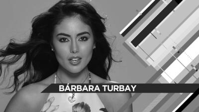 Bárbara Turbay sufrió de sobrepeso