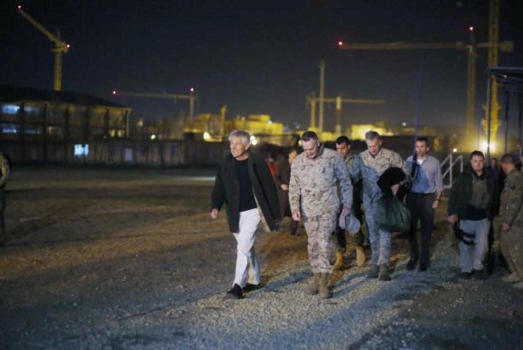 Durante esta visita que durará varios días, el ministro estadounidense d...
