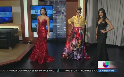 Previa del desfile de modas de Pedro Abasolo