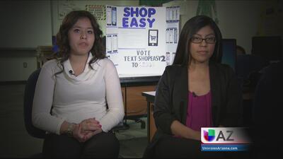 Estudiantes de Phoenix ganan premio y oportunidad en MIT por novedosa ap...