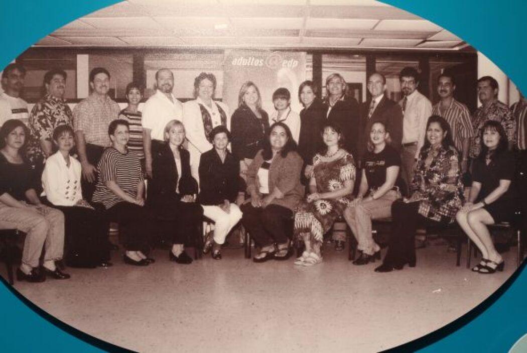 2000- Se crea Adultos @edp un programa acelerado de estudios enfocado en...