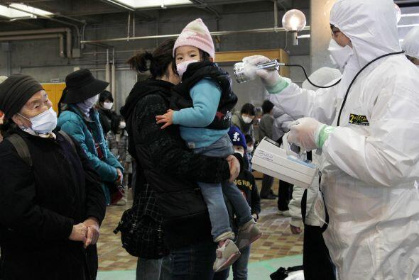 """Las emisiones radiactivas de la central japonesa """"son ya muy import..."""