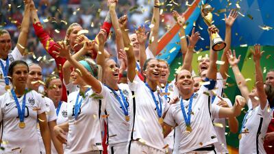 EEUU vs. Japón Mundial Femenil 2015