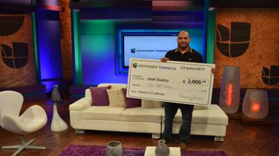 Ganador Univision Farmacia
