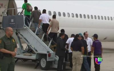 En el año 2014 podría ser un año de menos deportaciones