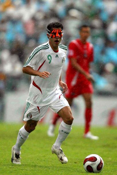No nos podíamos olvidar de Nery Castillo que lució m&aacut...